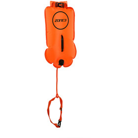 Zone3 Swim Safety Buoy 28l, neon orange
